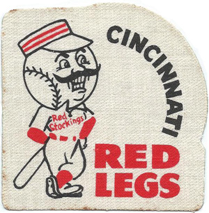 REDLEGS PATCH
