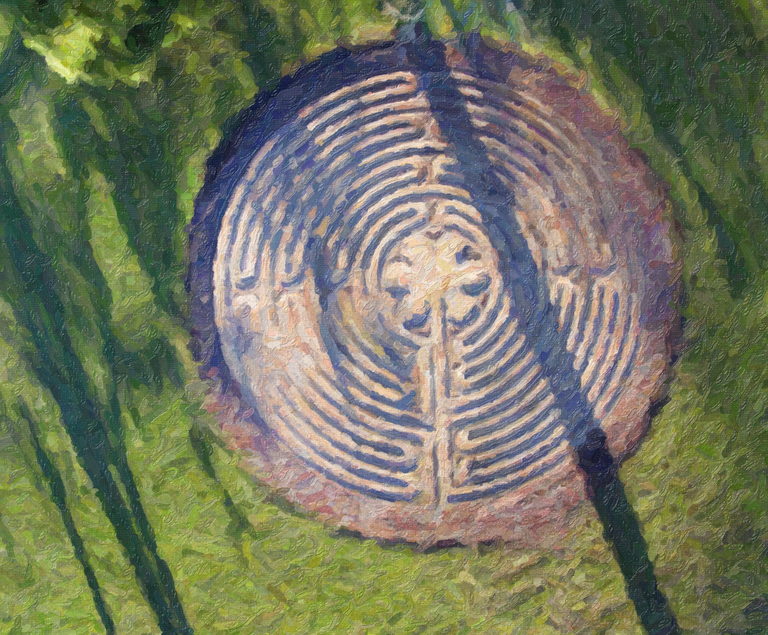 drone labyrinth shadows photo into art.jpg