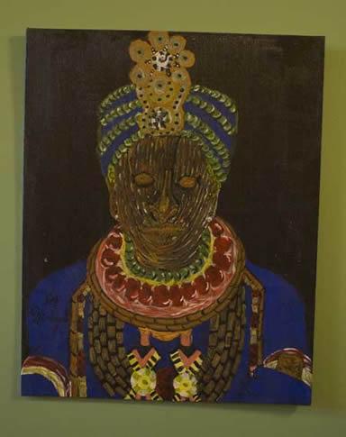 uknown artist african lady.jpg