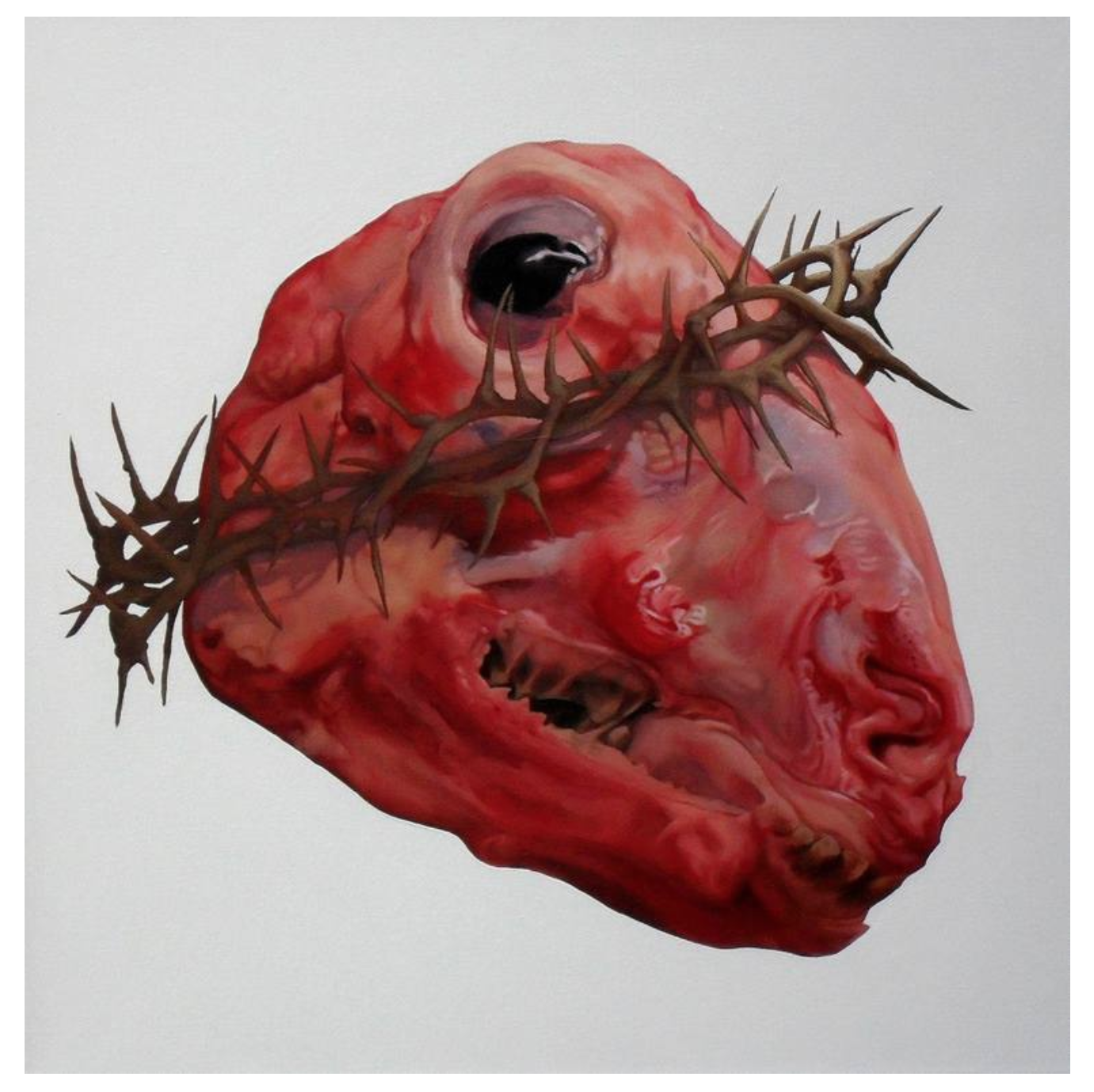 The Monstrosity of Christ by Russell Oliver