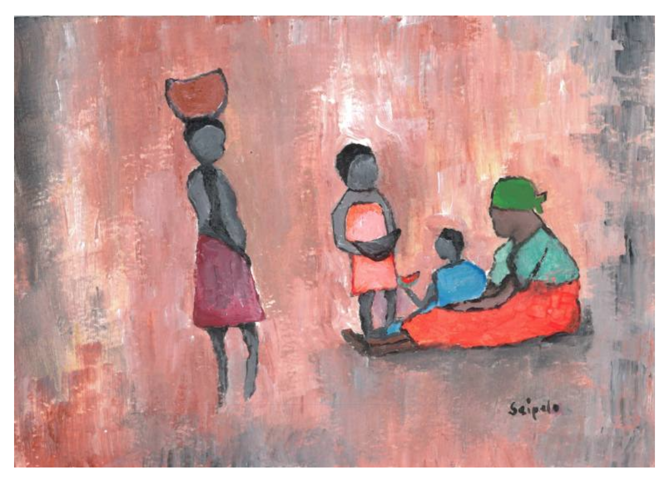 African grandmother and children.png