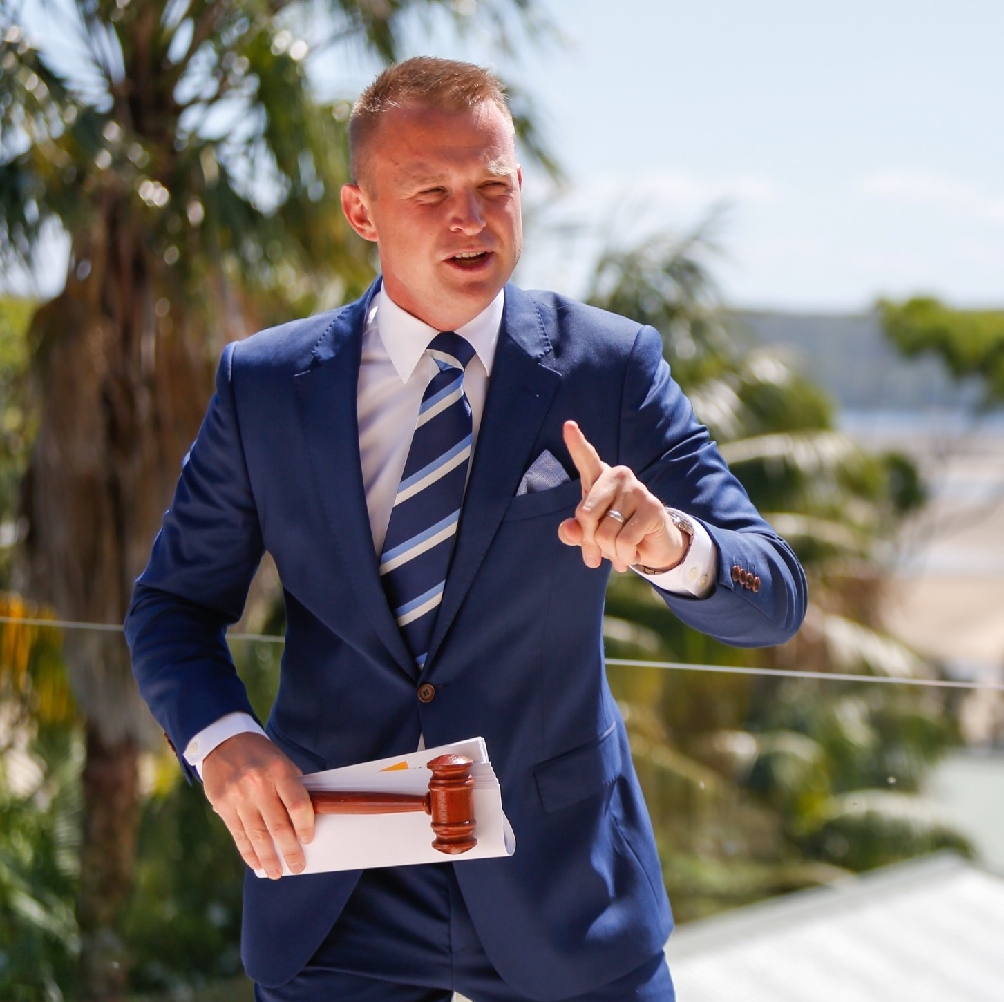 MICHAEL VIRLEY - A star auctioneer with Australia's premier auction group now at the helm of an exciting new team. Michael has been at the coal face as an agent so understands the work required to be appointed as the vendors agent, and the dedication required to achieve great results for them consistently. Michael has a natural warmth and presence and ability to disarm and engage buyers. Michael brings years of negotiation skill and authority to the auction floor, allowing him to constantly maximise the results for his clients and property owners. He loves what he does, and is recognised as one of the industries finest.REB Auctioneer of the Year 2019 - FinalistREB Auctioneer of the Year 2018 - Finalist