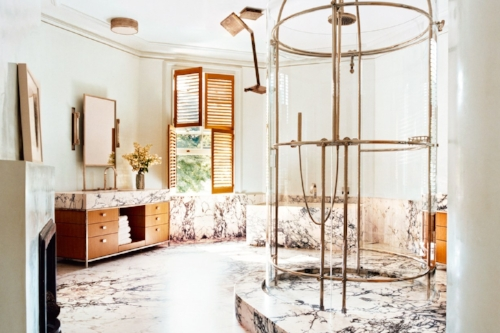 Architectural Digest - Sara Story Restores a HistoricVictorian Home for Her Family