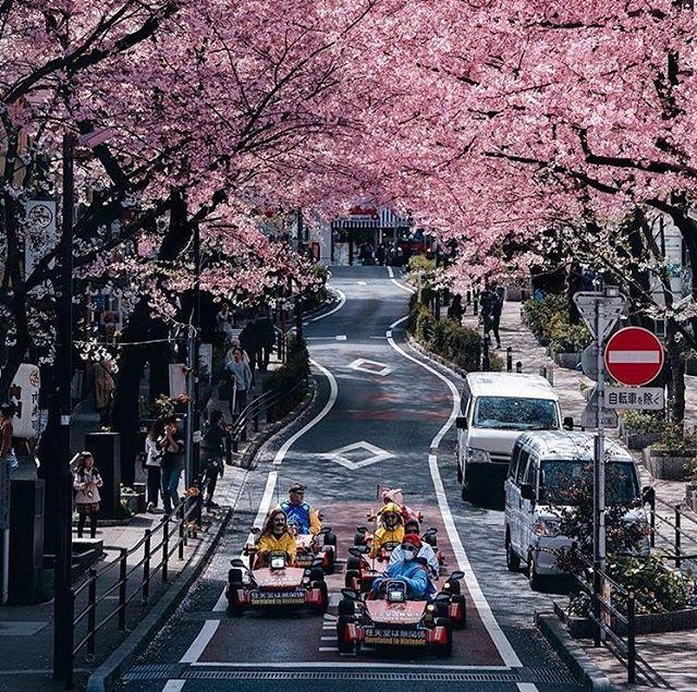 Almost... 🏎🇯🇵 #beingmario #marioandluigi #mariCAR #japan #exploring #tokyo #kyoto #osaka #hiroshima #bucketlist #whendreamscometrue #SOexcited #scoutingallnewcoolplaces #soincentiveontour