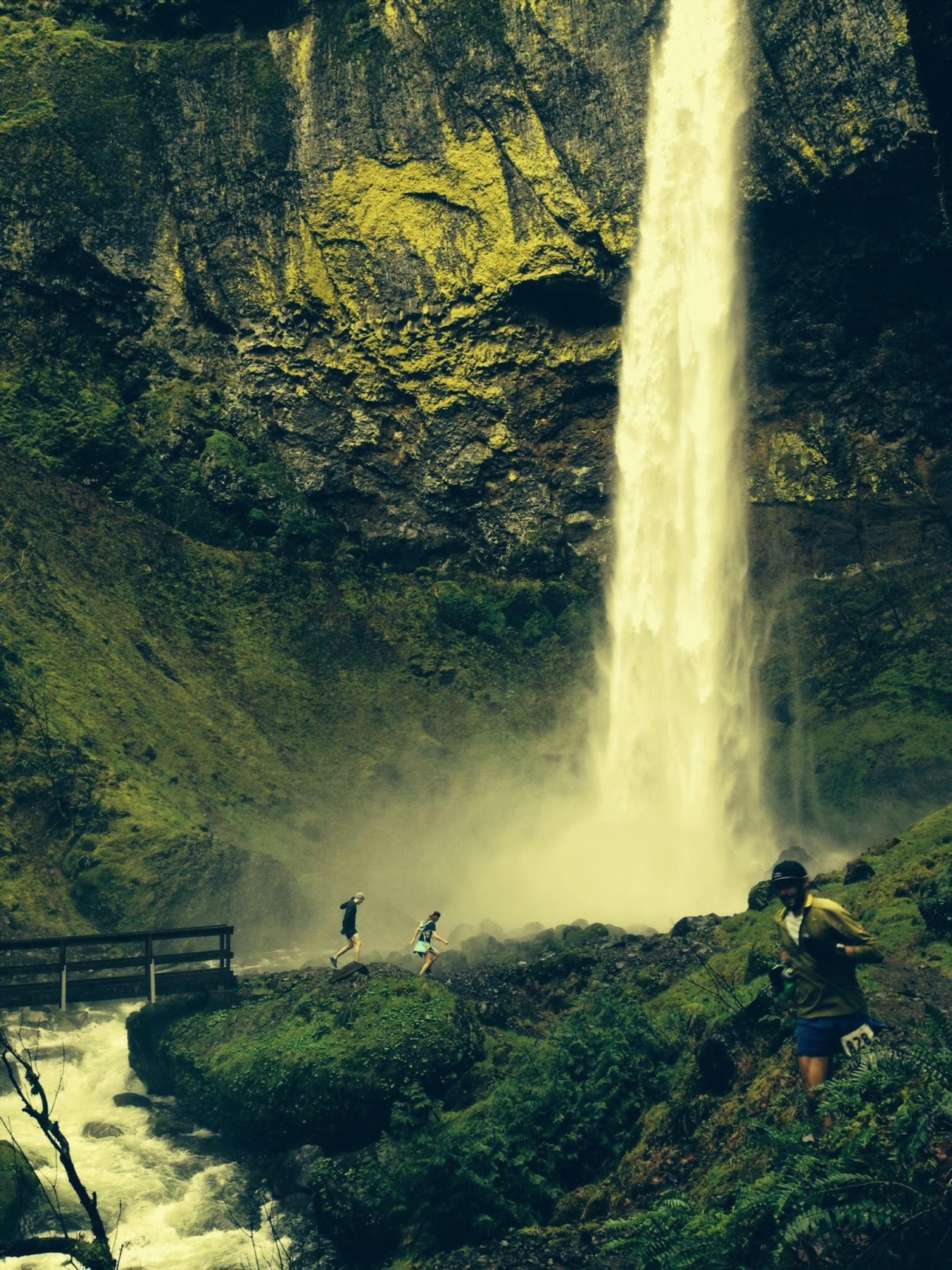 Photo credit: Ryan Ledd, Gorge Waterfalls 2014.