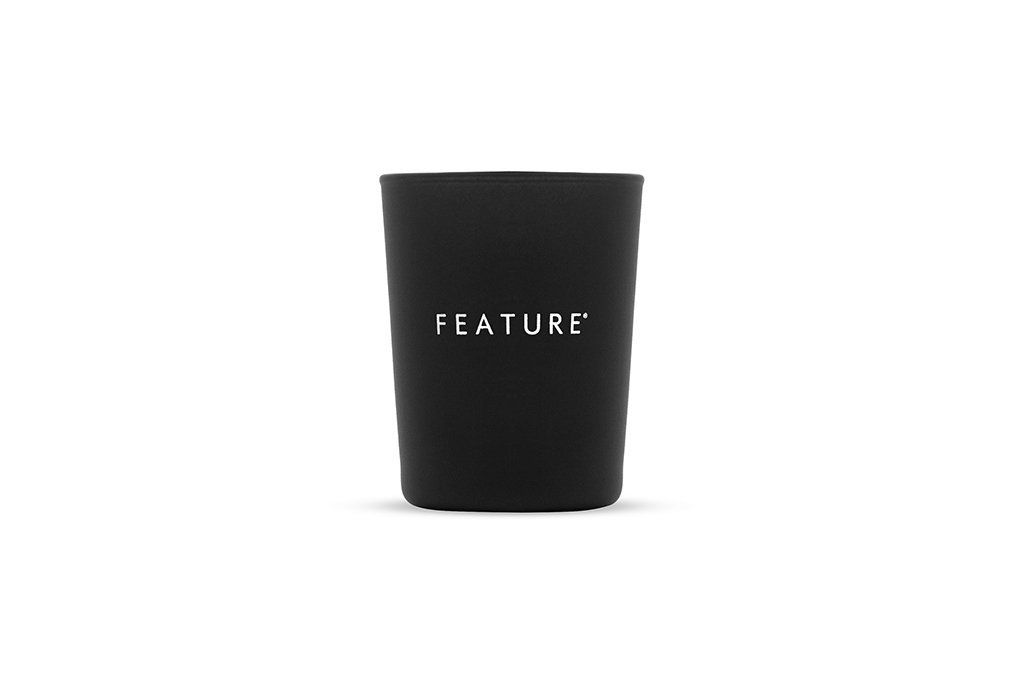 Feature All Black Shot Glass