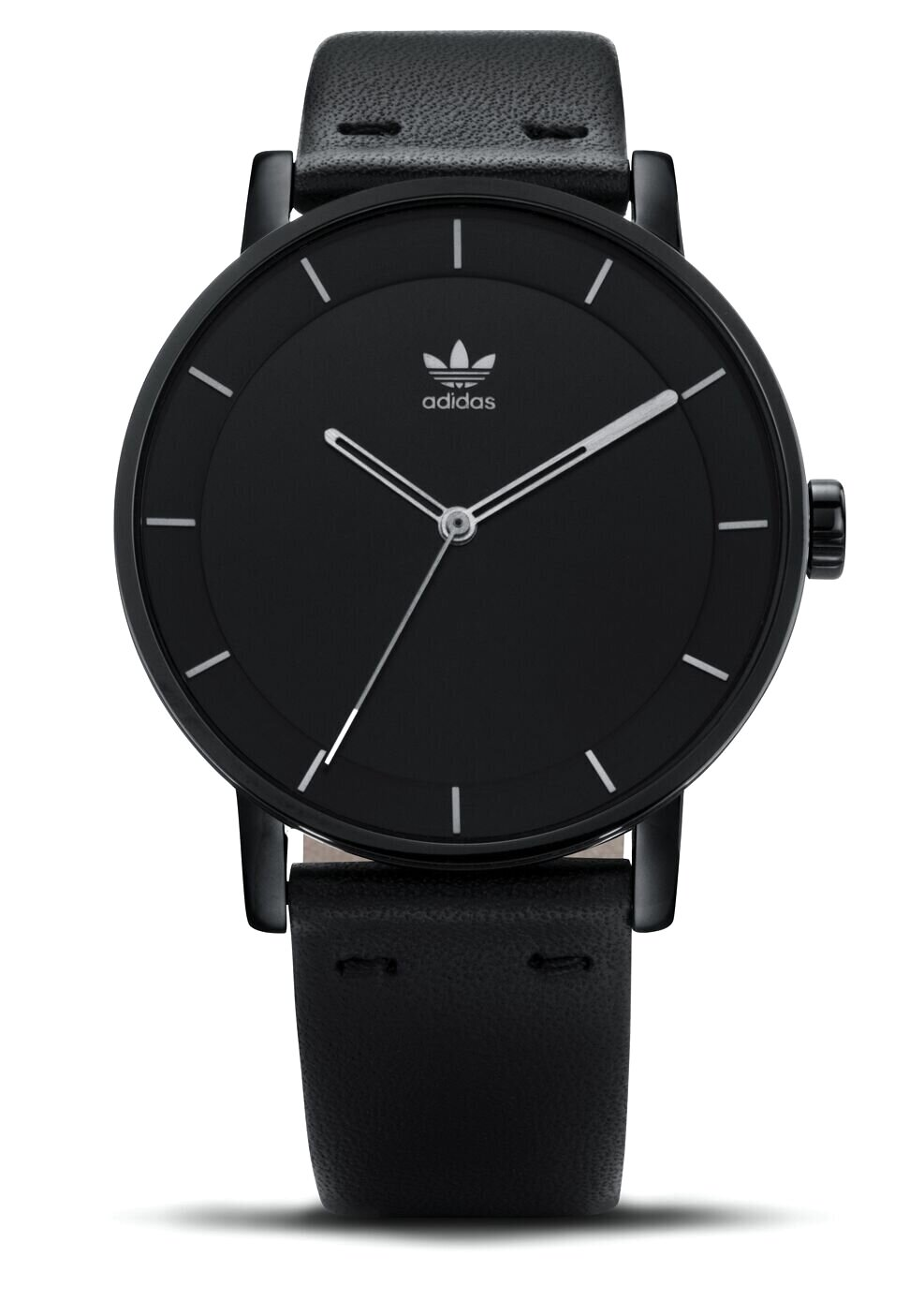 All Black Adidas Watch District L1