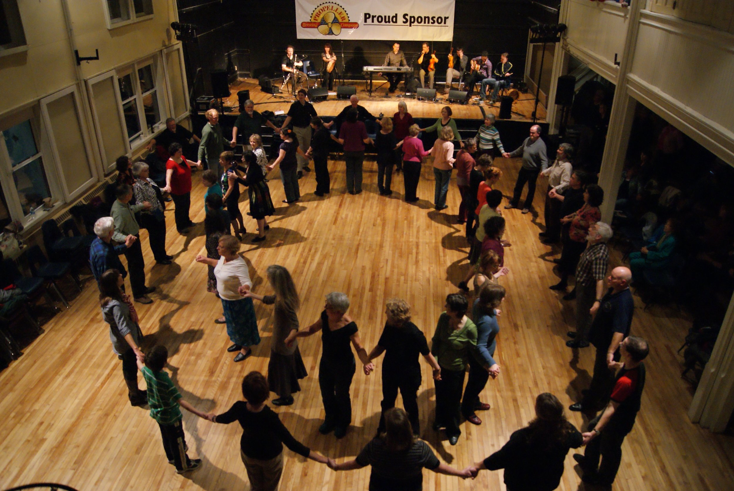 Late Night Ceilidh - Saturday, October 26th at 10pm
