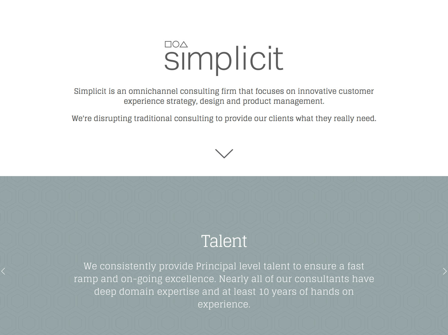 Simplicit Consulting Firm