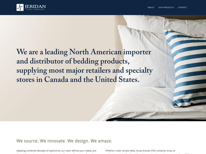 Jeridan Sleep Products
