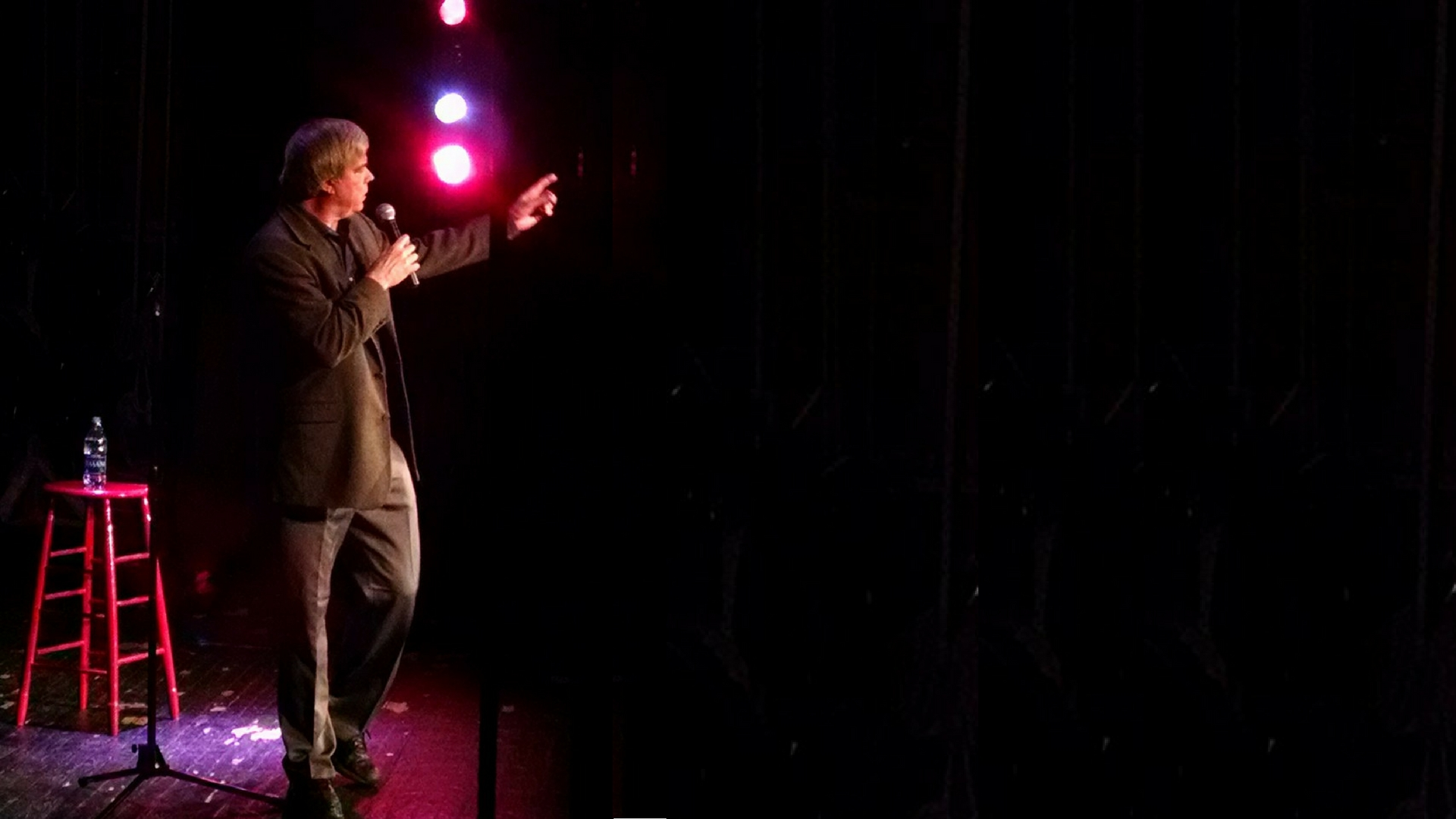 This was our 2nd annual comedy night and Scamps brought all the laughs. It was a huge success...they were the most professional company that we had ever worked with...the tickets sold themselves...""