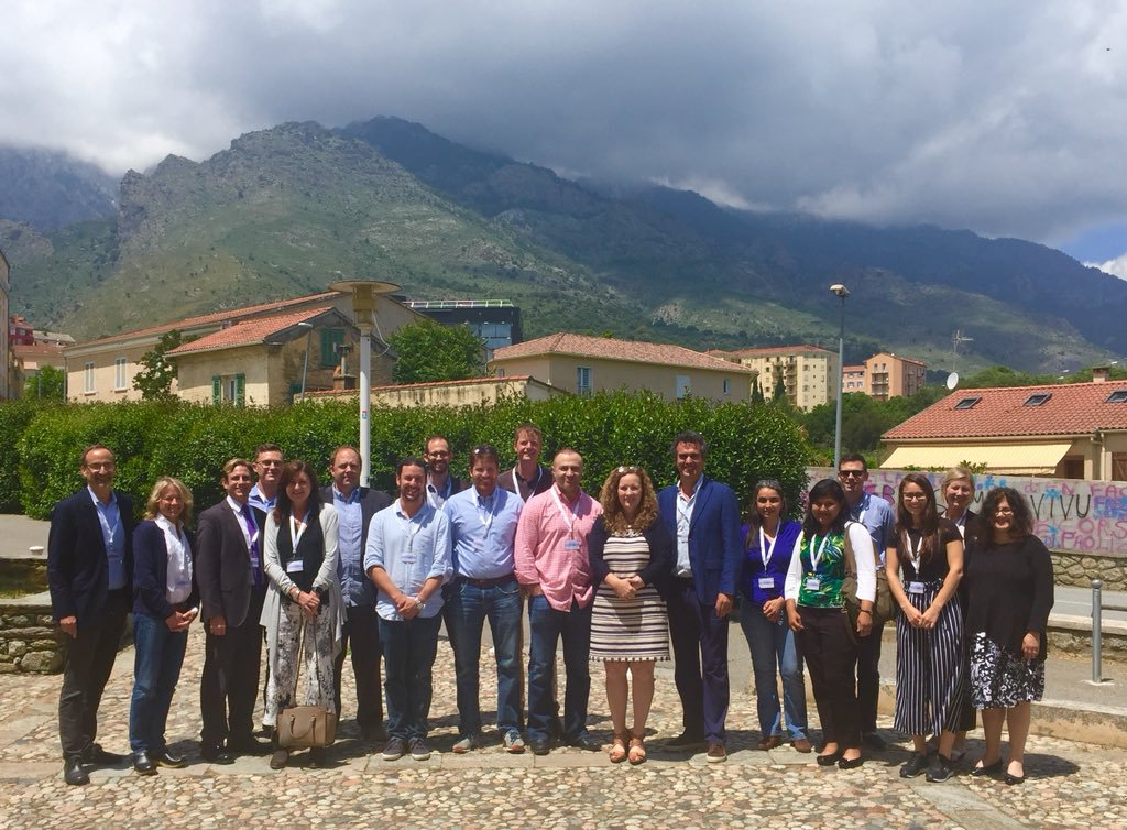 Workshop on the Economics of Risky Behavior, Cortes, Corsica, June 2018; American University School of Public Affairs; co-sponsored by Public Safety Lab -