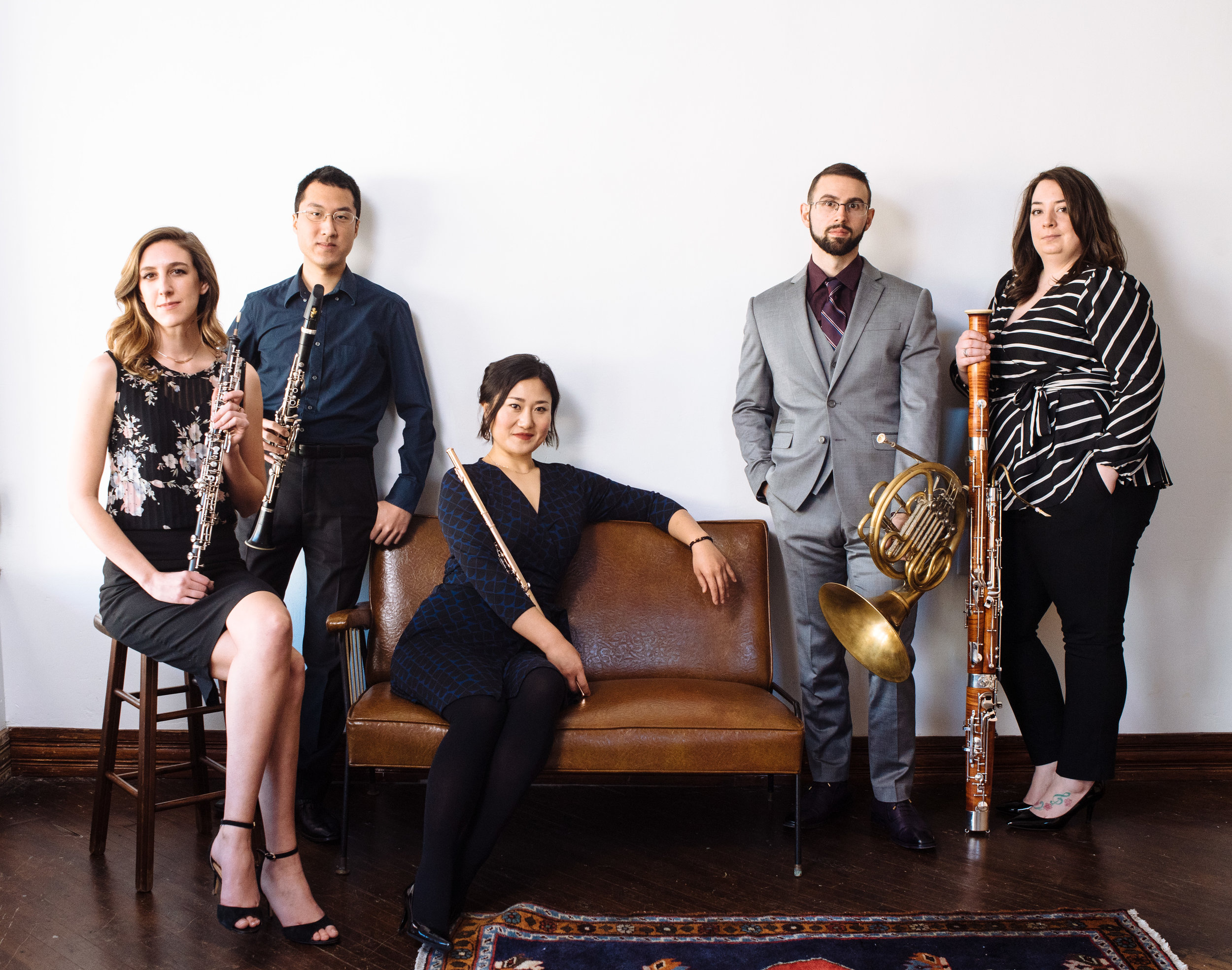 VOLANTEWINDS - Volante Winds seeks out creative collaborations in the pursuit of excellence in chamber music. Driven by a desire to share music with as wide an audience as possible, Volante Winds combines performance of the highest quality with a deep passion for pedagogy.