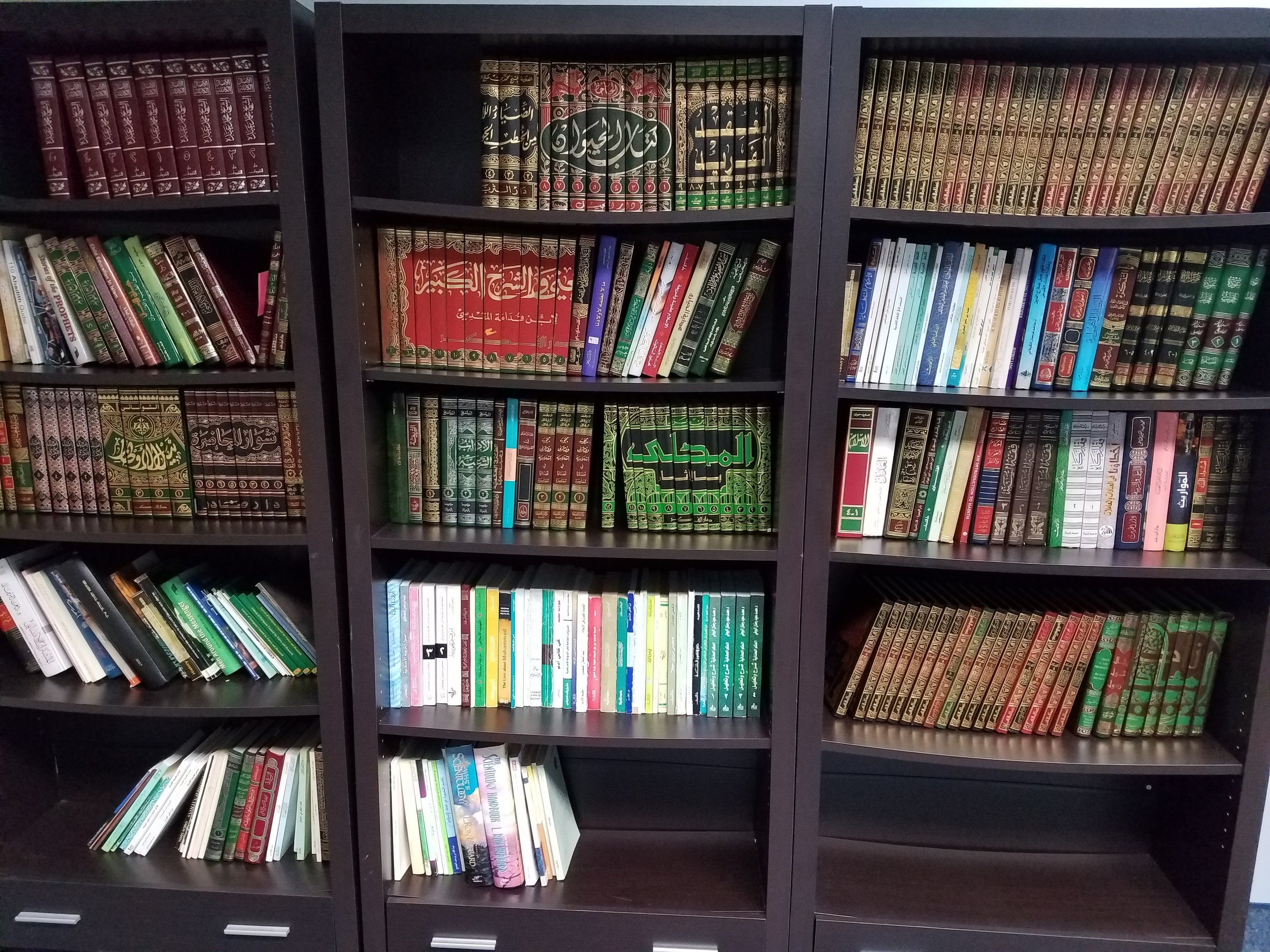 Manara Library - Click here to view our catalog