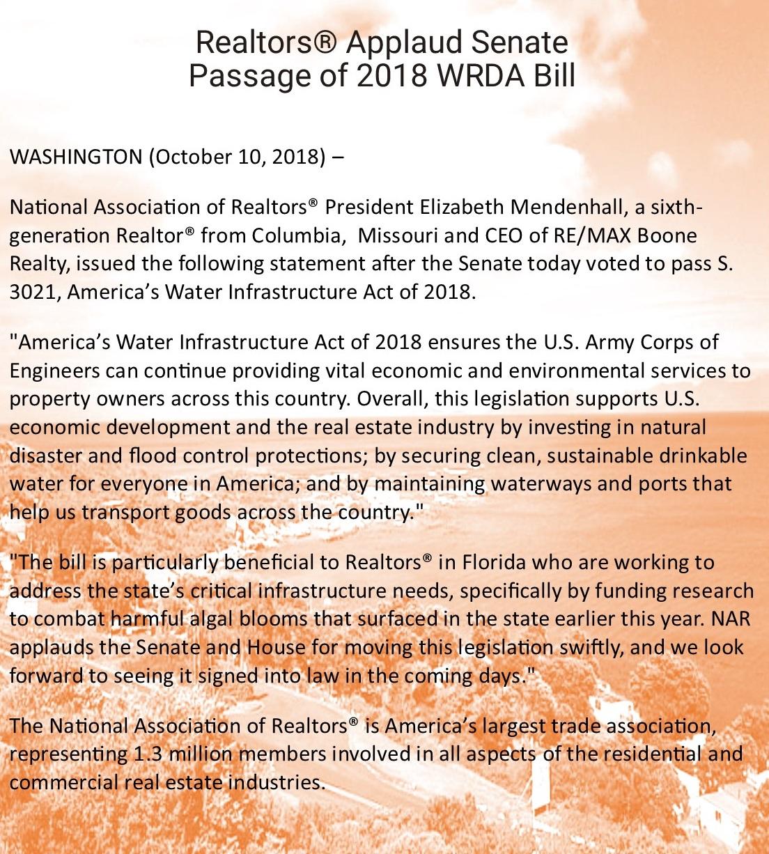 realtors applaud senate water bill.jpg