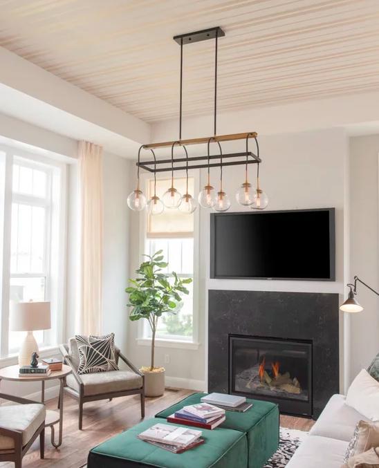 Design by  Interior Concepts Design House