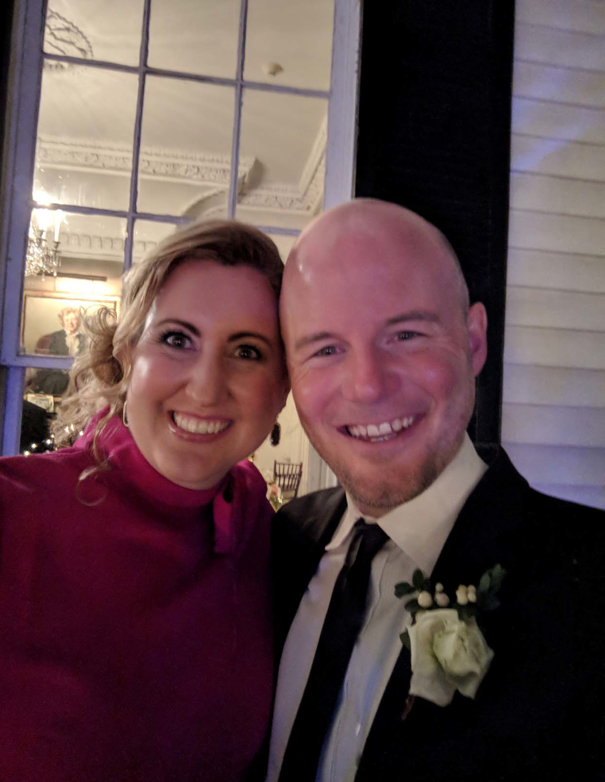 Hanna and Scott Friedrich moved to Arlington from Washington State to be closer to relatives. They found a neighborhood that felt like family.