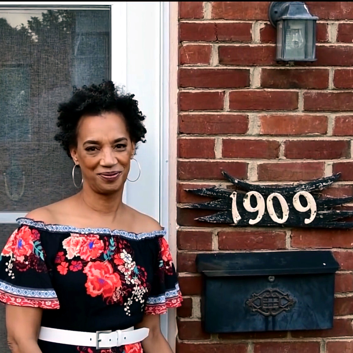 Wilma Jones grew up in Arlington's Hall's Hill neighborhood. She's lived in four different locations in the county, but her childhood home is still her favorite.