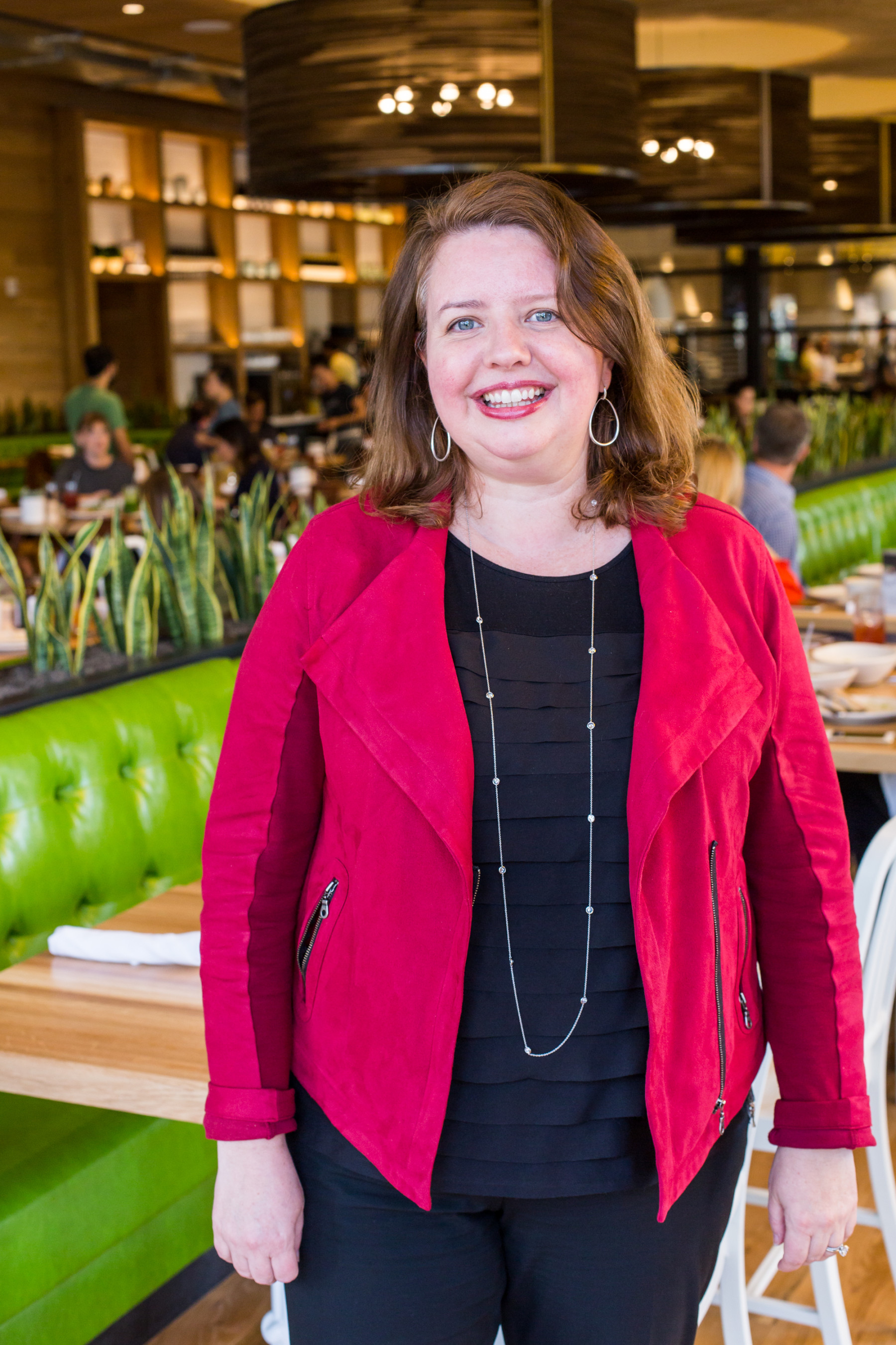 Christine Barone, CEO of True Food Kitchen