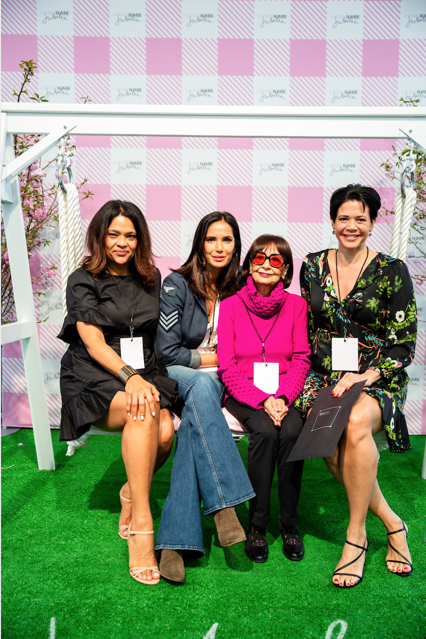 Rousseau Sisters, Padma Lakshmi, and Madhur Jaffrey