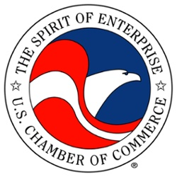 """""""The Chamber's VEAC circle enables FASTPORT to learn and share best practices for reaching more veterans and we are honored to participate,"""" said Bill McLennan, CEO of FASTPORT. """"The trucking industry is large and fragmented with hundreds of thousands of employers, the vast majority of which are small local and regional companies. Learning from other industry leaders will translate to more veterans being hired into great careers with great employers in the trucking industry."""""""