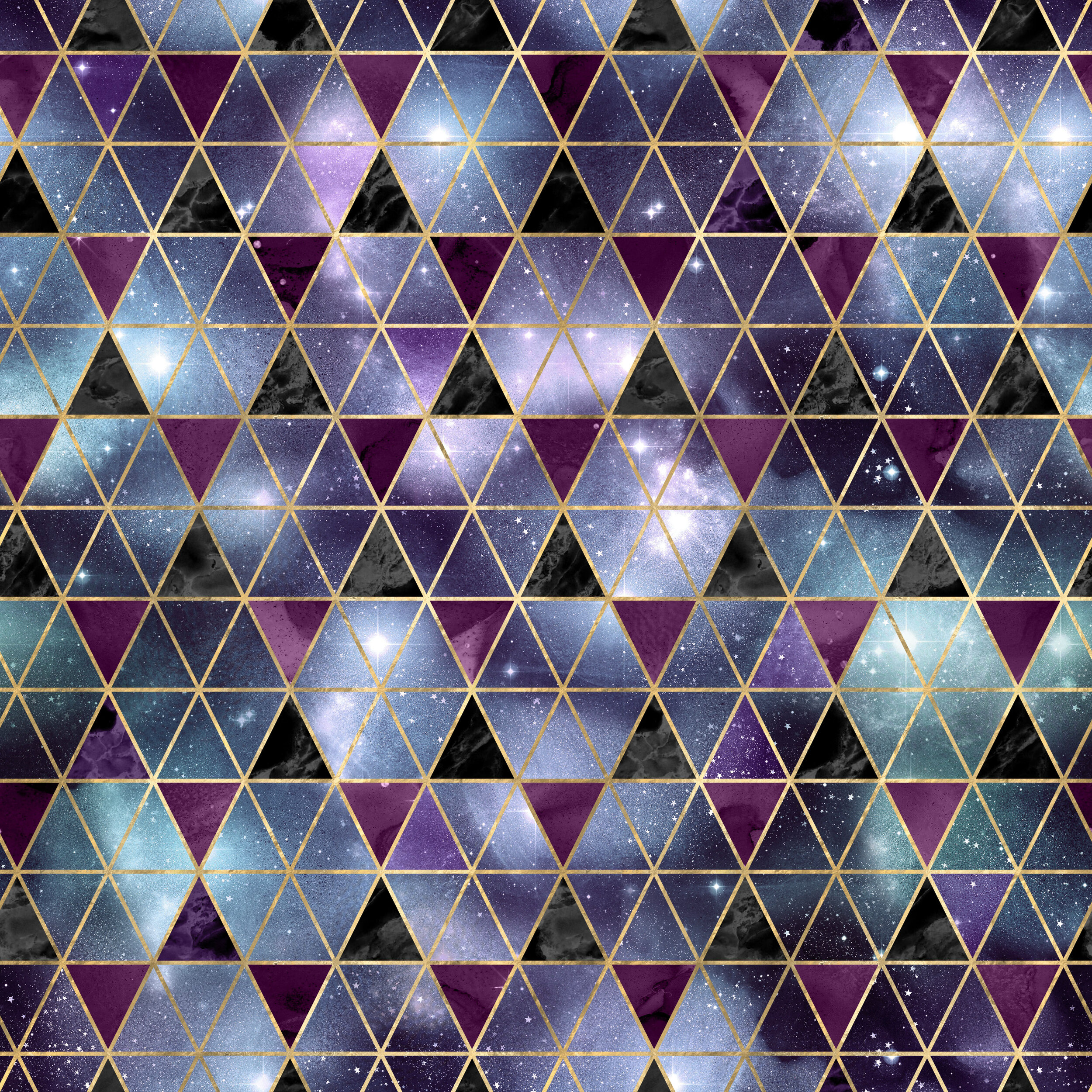 Isometric Galaxy
