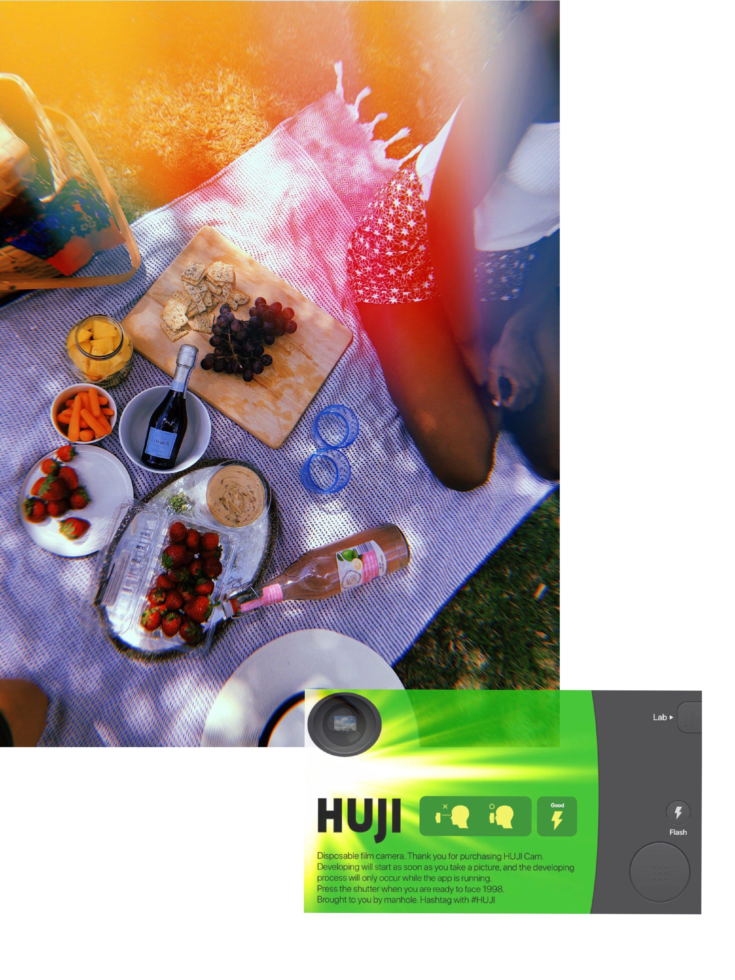 HUJI App