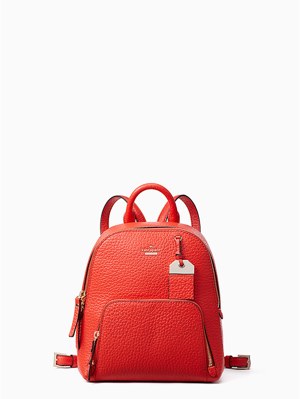 Kate Spade Red Backpack