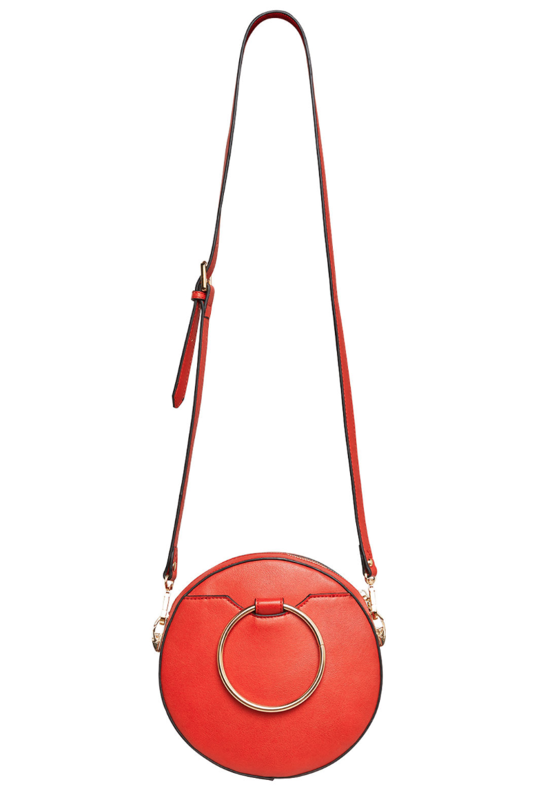 BCBGeneration Red Crossbody