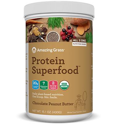 Protein Superfood Powder