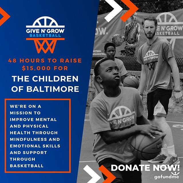 🔥WE ARE RAISING 15K IN 24 HOURS, HELP US GET THERE⠀⠀⠀⠀⠀⠀⠀⠀⠀ ⠀⠀⠀⠀⠀⠀⠀⠀⠀ •450 kids in Baltimore need your help by 5 pm on June 30th!⠀⠀⠀⠀⠀⠀⠀⠀⠀ ⠀⠀⠀⠀⠀⠀⠀⠀⠀ •Get this. For every $30 we raise, CollegeSave will be matching our donation by another 10X. Simply said, when we hit our goal of $10,000, we'll be creating $300,000 of college tuition so our children can have the opportunity to get the best possible education they can. ⠀⠀⠀⠀⠀⠀⠀⠀⠀ ⠀⠀⠀⠀⠀⠀⠀⠀⠀ •On top of that, we've partnered with MindTraining to offer each kid a year long subscription to High Calibre Mind Skills Coaching by experts like (La Clippers, Utah Jazz etc etc etc).⠀⠀⠀⠀⠀⠀⠀⠀⠀ ⠀⠀⠀⠀⠀⠀⠀⠀⠀ •And finally, we'll be equipping kids with skills and support that are rarely found outside the typical classroom. We realized that to truly change the world, we need to start at the source and work our way up. The future is in our children's hands.⠀⠀⠀⠀⠀⠀⠀⠀⠀ ⠀⠀⠀⠀⠀⠀⠀⠀⠀ •Where your gift goes:⠀⠀⠀⠀⠀⠀⠀⠀⠀ ⠀⠀⠀⠀⠀⠀⠀⠀⠀ •$333 - 10 kids receive $40,000 in college tuition scholarships through CollegeSave AND they get FREE access to a year long subscription to High Calibre Mind Skills Basketball Coaching from experts from the LA Clippers and Utah Jazz.⠀⠀⠀⠀⠀⠀⠀⠀⠀ ⠀⠀⠀⠀⠀⠀⠀⠀⠀ •$111 - 4 kids receive $16,000 in college tuition scholarships through CollegeSave AND they get FREE access to a year long subscription to High Calibre Mind Skills Basketball Coaching from experts from the LA Clippers and Utah Jazz.⠀⠀⠀⠀⠀⠀⠀⠀⠀ ⠀⠀⠀⠀⠀⠀⠀⠀⠀ •$33 - 1 kid receives a $4,000 college tuition scholarship through CollegeSave AND they get FREE access to a year long subscription to High Calibre Mind Skills Basketball Coaching from experts from the LA Clippers and Utah Jazz.⠀⠀⠀⠀⠀⠀⠀⠀⠀ ⠀⠀⠀⠀⠀⠀⠀⠀⠀ DON'T WAIT, OUR DEADLINE IS TOMORROW @ 5PM! Much love!! xoxox