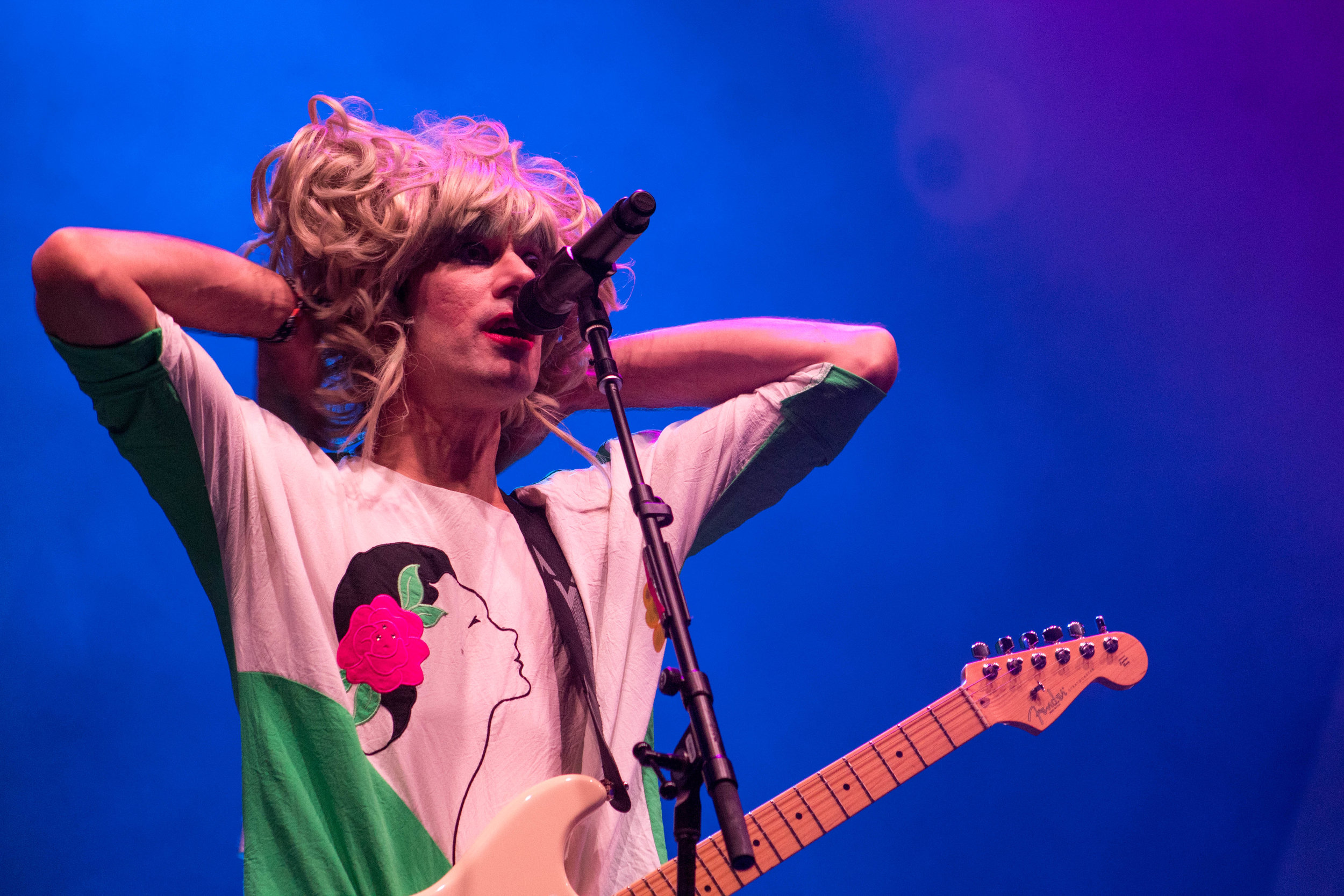 Of Montreal @ Music Tastes Good 2017. Photo by Isaura Aceves.