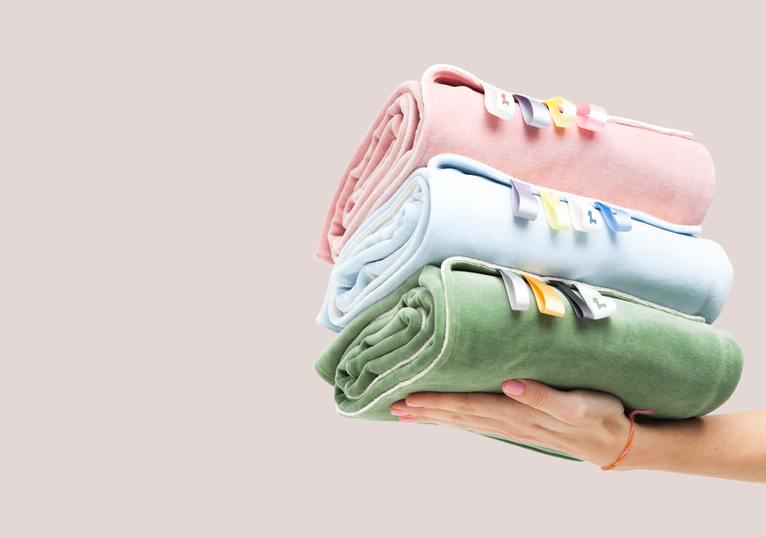 Blankets - Organic handmade gifts