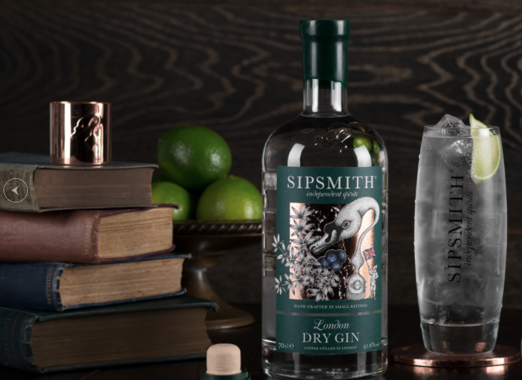 Photo Credit: Sipsmith website