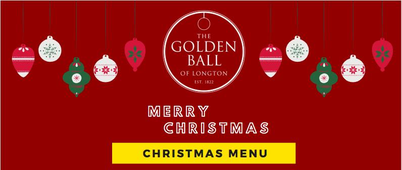 christmas menu header