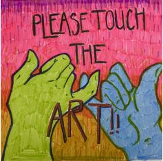 Please Touch The Art podcast