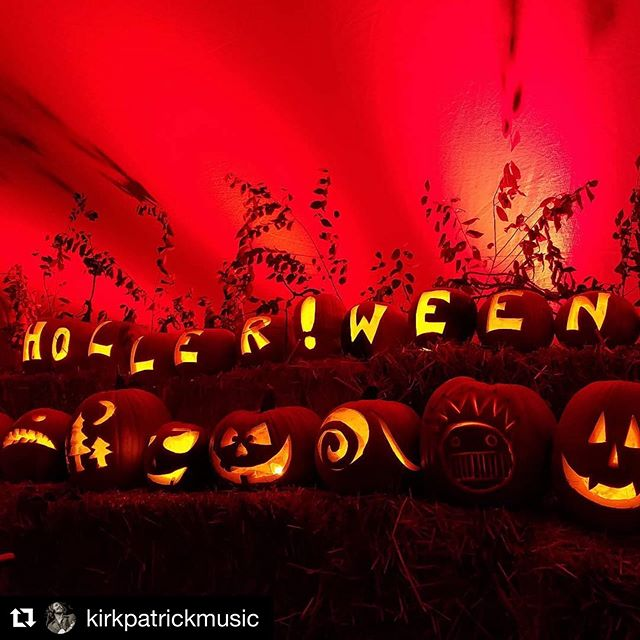 #Repost @kirkpatrickmusic ・・・ The freaks are organizing!  @hollerween 22 bands, 2 stages, 100's of Jack-O-Lanterns, camping, one giant Bonfire and so much more.  Oct 18 and 19.  I am so excited to assemble these talented cats for our 17th year: @gingerwhalefoco  @milobassist  @bevinlunamusic @hunkerdownmusic @housewithayard @maxwellmudband @morethanphysics  @barnezliz  @amorphicband @homefriedboogaloo @sugarbirdsband @bluegramaband @grantfarmband  @elwoodhaney  @iamsarahslaton  @elisewunder  @bansheetree @loisandthelantern @thehollermusic @thegreatsalmonfamine #theaggregates #hollerween17 #musicfestival #livemusic #costumeparty #focomusic #coloradomusic #folkedelic #jackolantern #notHallOween #fortcollins #music