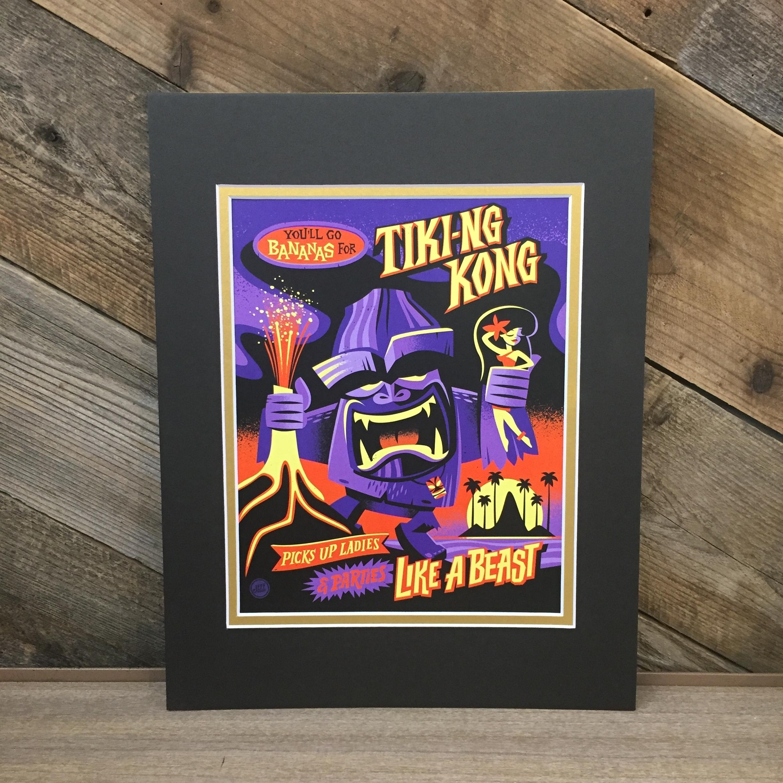 """""""Tiki-ng Kong"""", $25."""