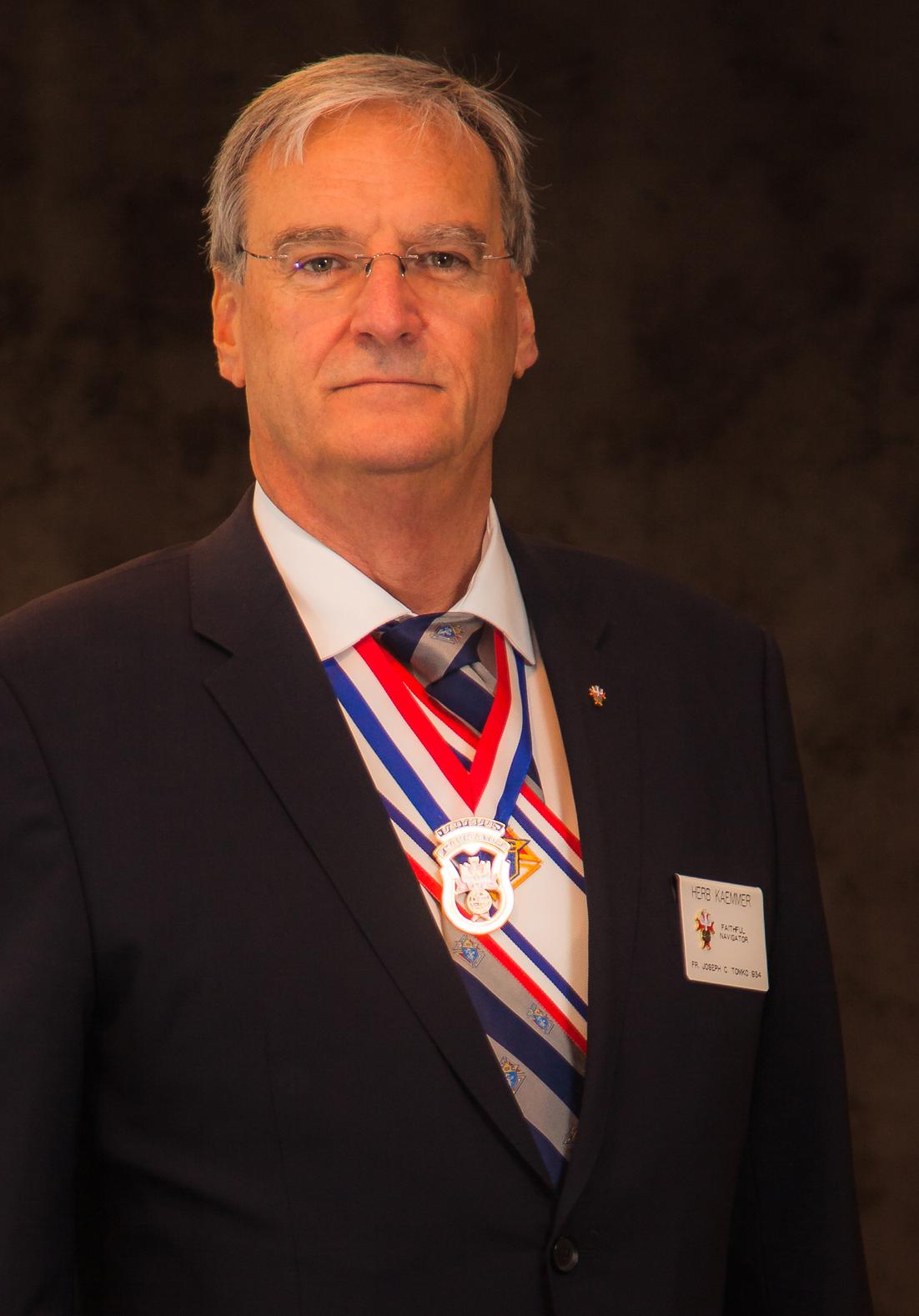 Herb Kaemmer, COMPTROLLER