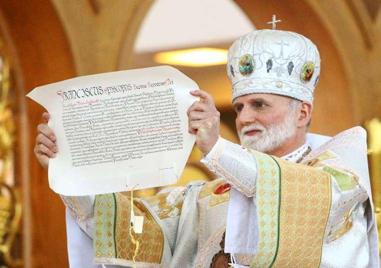 Photo: Archeparchy of Philadelphia, Catholic News Agency.