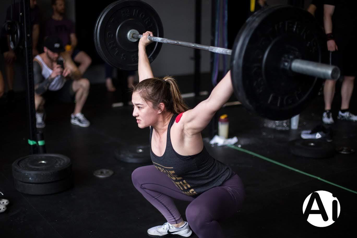 Lauren Tindale - Region: YVRAffiliate: Raincity Athletics@Laurentindale