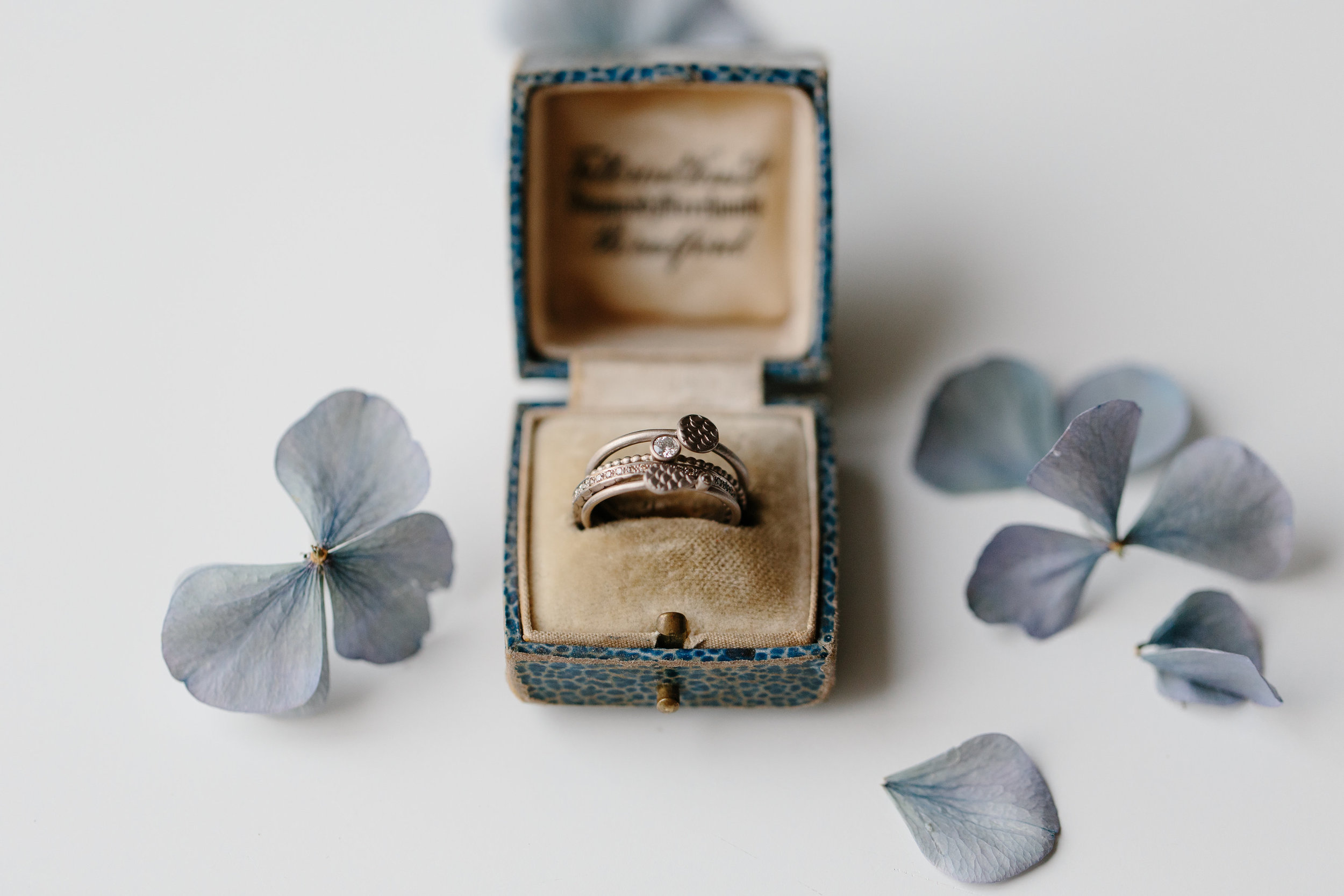 vintage ring boxes - Every order comes packaged in a vintage jewellery box. Once your order is ready we will send you an email with pictures of the boxes we have in stock for you to choose from.