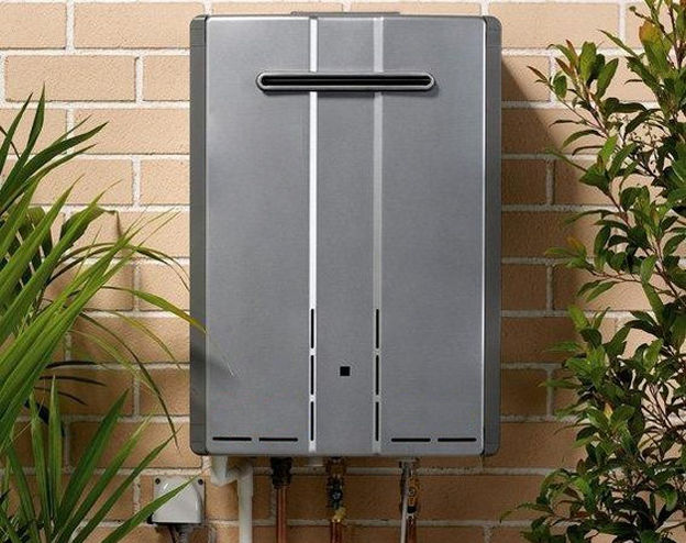 Tankless Water Heater - Rinnai