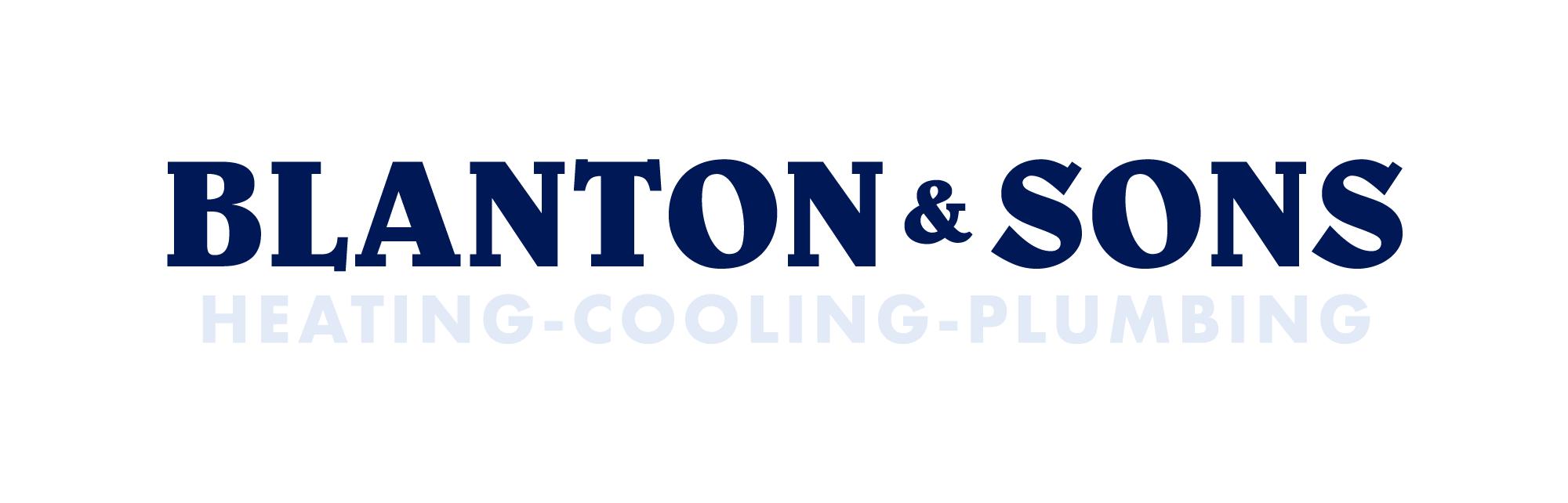 Blanton & Sons Heating Cooling Plumbing