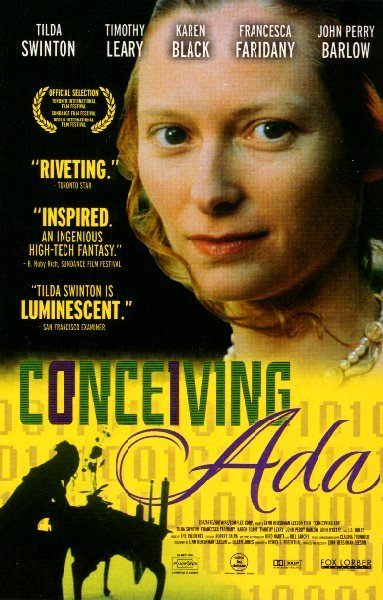 Conceiving Ad a with Tilda Swinton, Karen Black and Timothy Leary. Official selection of Sundance, Berlin