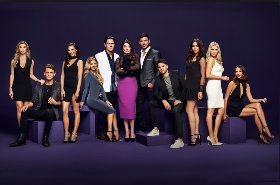 Vanderpump Rules with Lisa Vanderpump and the crew of the Hollywood hot-spot, SUR