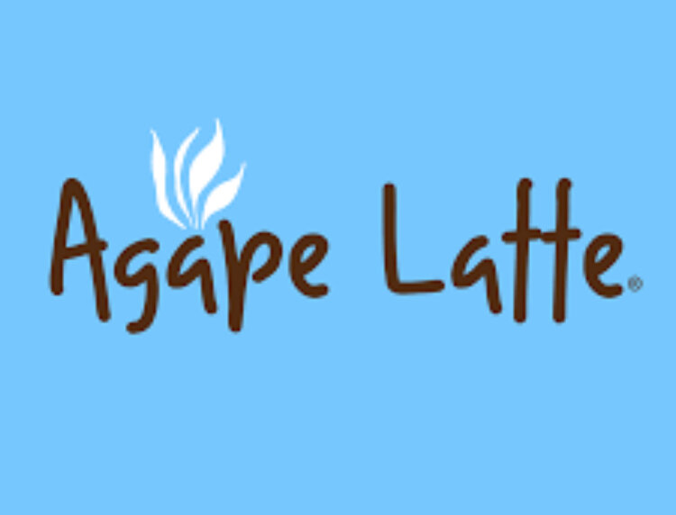 Agape Latte = a caffeinated conversation on faith and life for all college-aged young adults. -