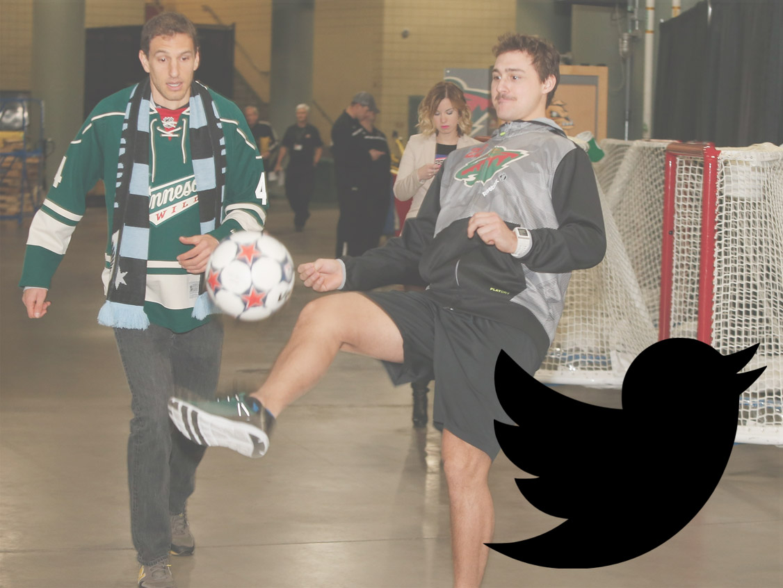 Twitter Management - I am a content creator first and foremost. Keeping the Minnesota Wild's brand and business goals in mind, I conceptualize and execute creative, strategic and compelling content to engage Wild fans, hockey fans and Minnesotans with the Wild's Twitter.In nearly five years with the club, I have increased the Twitter account by 290%. I established several Twitter campaigns to build a loyal following of Wild and hockey fans, while also driving revenue with our corporate partnerships department.