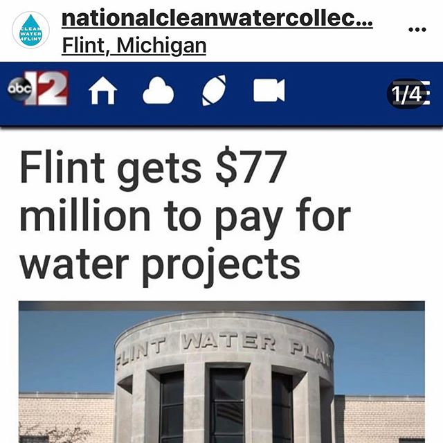 💦 Wow! This is a major breakthrough! Swipe to see the full article and stay tuned to @nationalcleanwatercollective to learn more as it develops!