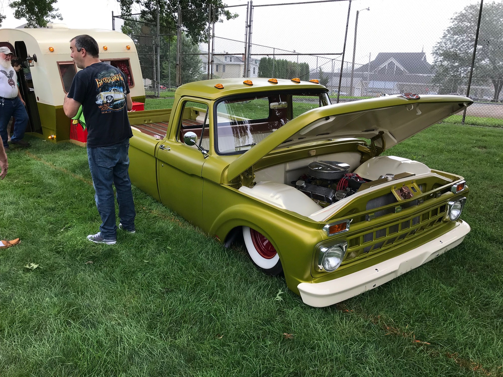 1969 Ford Low Rider pickup.